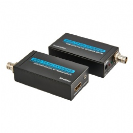 1080P HDMI extender over coaxial cable 100m