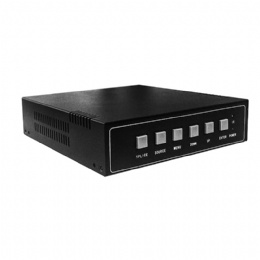 4K 2x2 HDMI video wall controller with audio