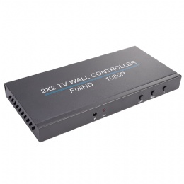 1080P 2x2 Video Wall Controller